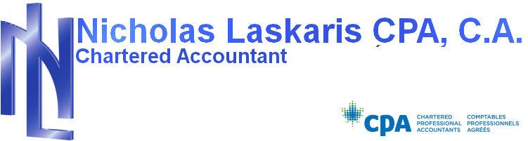 Nicholas Laskaris CPA, C.A.